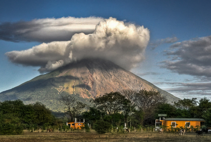 Ομετέπε, Νικαράγουα