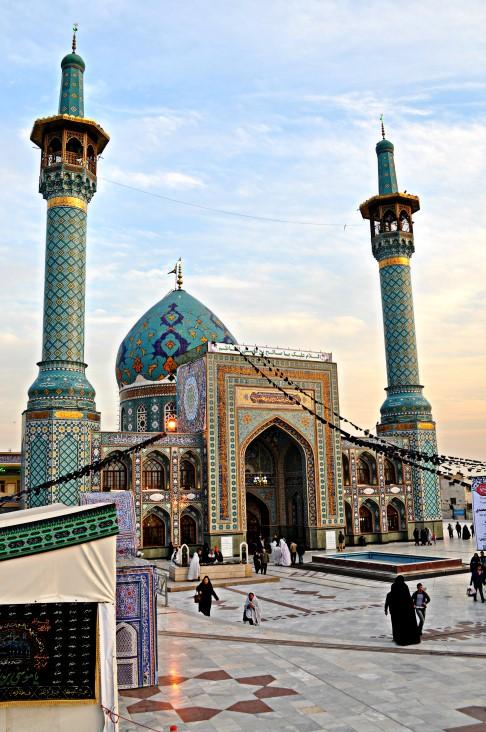 Τζαμι, Ιραν