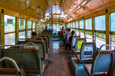 Λεωφορείο εσωτερικό