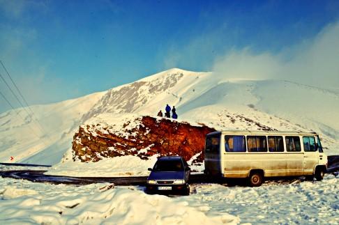 Ιραν, Βουνα