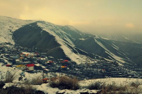 Βουνο, Τεχερανη