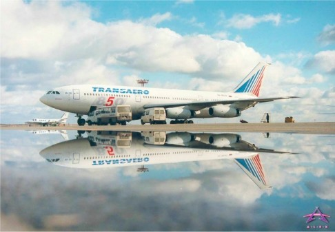 Transaero Airlines (Μόσχα)