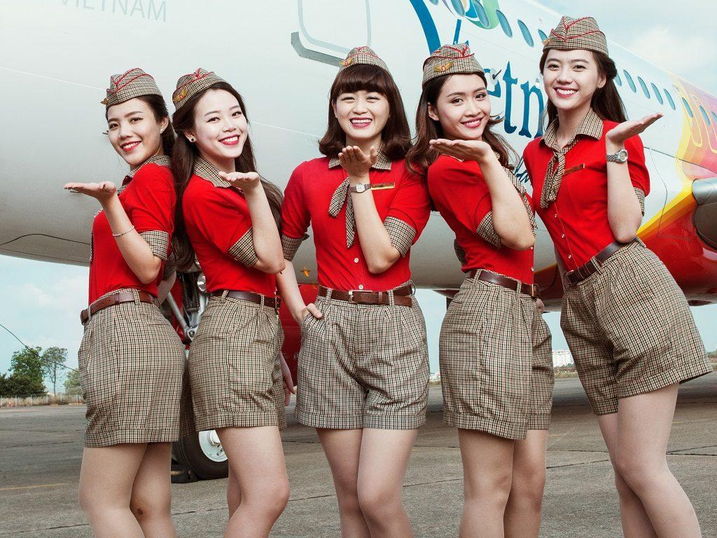 Δωρεάν αεροπορικά εισιτήρια για Βιετνάμ απο την Vietjetair