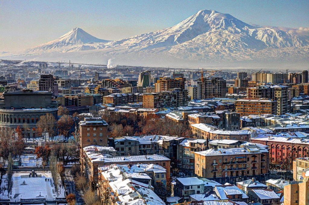 Ερεβάν, Αρμενία