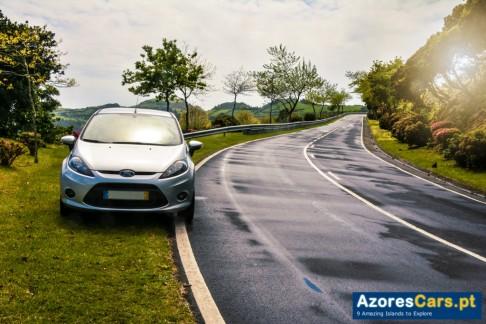 Ενοικίαση Αυτοκινήτου στις Αζόρες