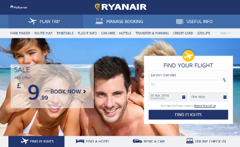 ryanair-new-website
