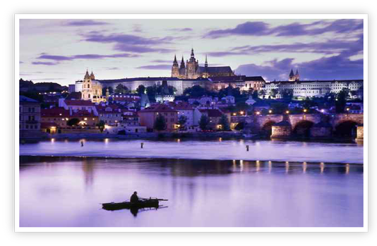 how to get to prague airport